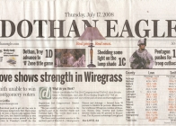 Dothan Eagle - Thursday July 17, 2008